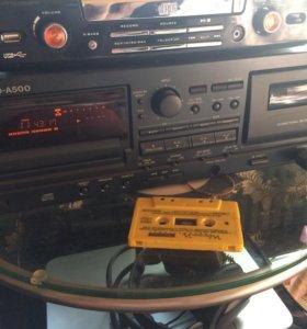 Rascal CD-A500