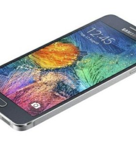 Samsung Galaxy A7 A700 Black