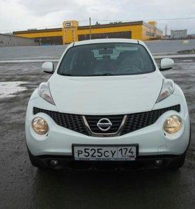 Nissan Juke 2013 г.
