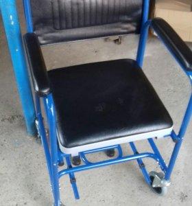 Инвалидно кресло унитаз