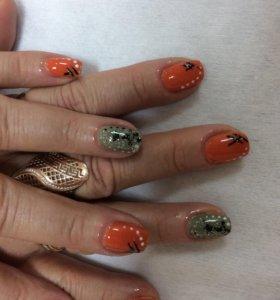Курсы по маникюру,педикюру,наращиванию ногтей