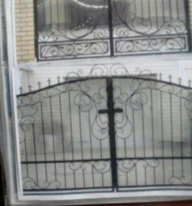 Ворота, ограды