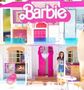 Hello Barbie dream house