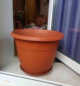 Кашпо для цветов 22 литра