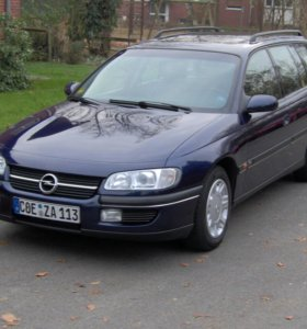 Запчасти Opel Omega B Caravan