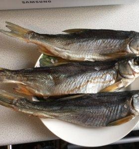 Сушеная рыбка