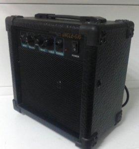 Акустическая система для электрогитары