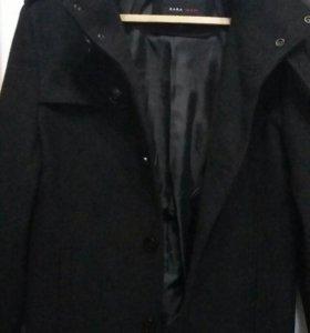 Пальто мужское (тренч)
