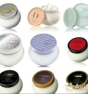 Парфюмерные крема для тела