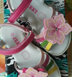 Новые сандали, р-р 23
