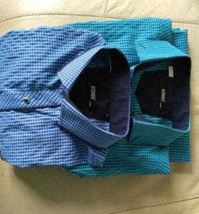 Новые мужские рубашки.