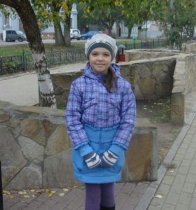 Костюм:юбка и куртка