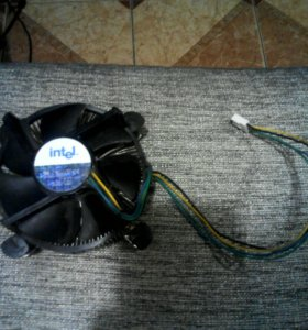 Система охлаждения процессора .