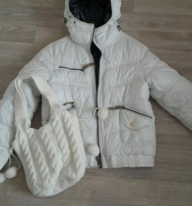 куртка +сумка