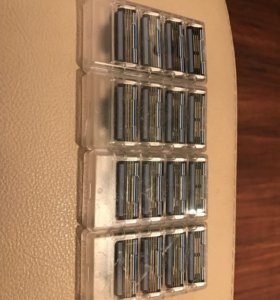 Gillett mach 3 Кассеты для бритья 12 штук за 1500!