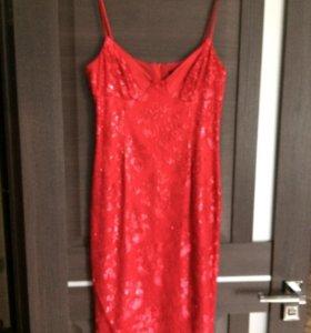 Платье вечернее Calvin Clain