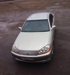 Toyota Mark II, 2003 год