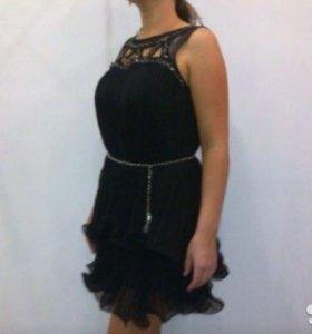 Платье-туника плиссе. Новое!