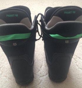 Ботинки для сноуборда BURTON размер 42.