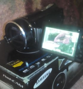 Видеокамера Samsung SMX-K44BP
