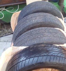 Шины Dunlop Sport R16, 215x65 комплект