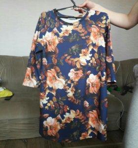 Платье и футболка для беременных