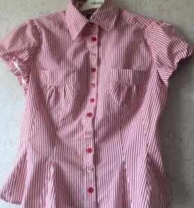 Рубашка с короткими рукавами OGGI