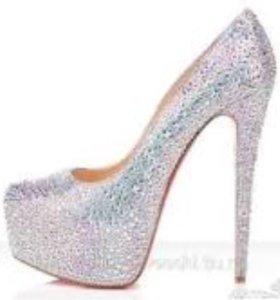 Туфли размер 36-37