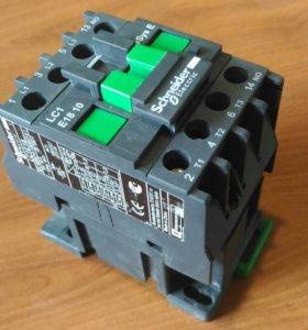 Электромагнитный пускатель контактор TeSys