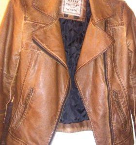 Куртка коже зам 42 р