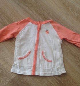 Одежда на девочку 62-68 размер
