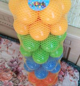 Набор шариков новый