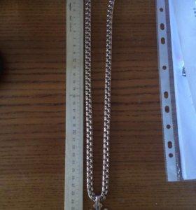 золотая цепь 585 пробы 101грамм(полновесная)