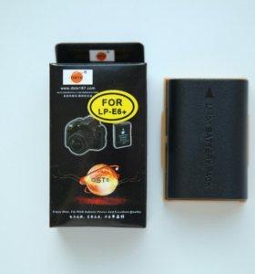 Аккумулятор dste LP-E6 5D mark II/ III,7D,6D,70D