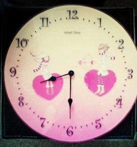 Часы в детскую девочке