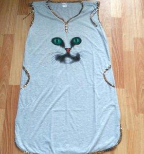 Новое платье р.50-54