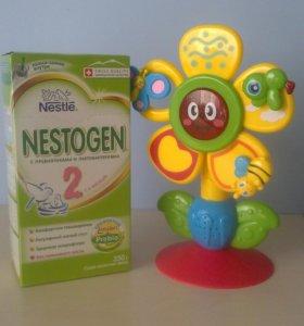 Сухая молочная смесь Nestogen