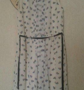 Платье zara р44