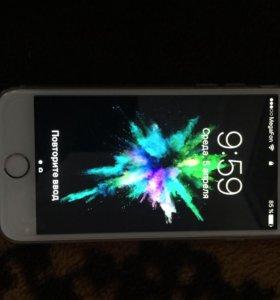 iPhone 6s gold новый