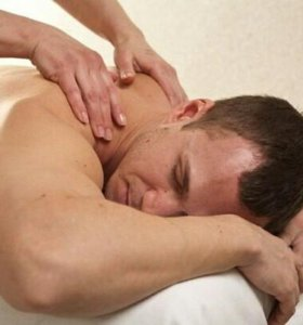 Массаж с телесной терапией