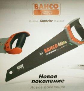 Ножовка Bahco новая