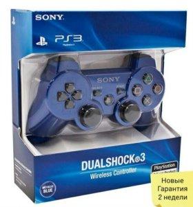 Джойстик PS3 DualShock 3 Геймпад (Синий)