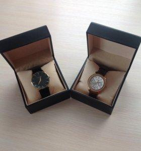 Подарочная коробочка новая для часов и украшений
