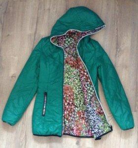 Куртка женская - двухсторонняя