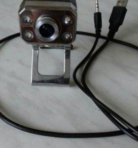 Вебкамера с подсветкой