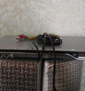 DVD/VCD/CD player. LG DK578XB с караоке