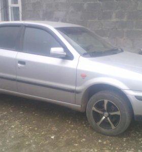 Автомобиль Иран Саманта Пежо405и год выпуска 2007