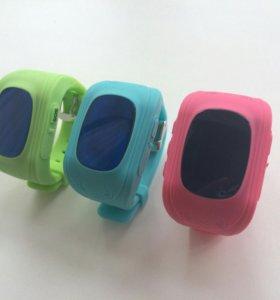 Детские GPS часы Q50