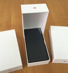 Xiaomi redmi 4A черный 16/32 новый