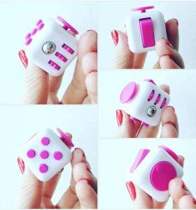 Кубик антистресс (fidget cube куб)